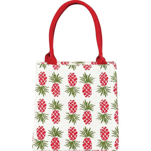 Pineapple Red Itsy Bitsy Bag