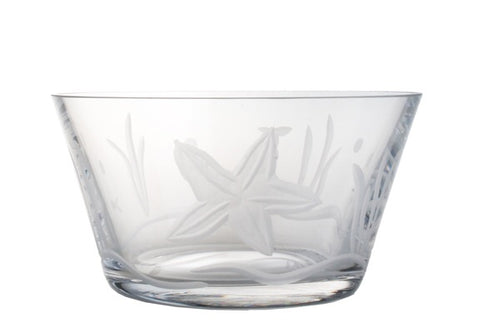 Rolf Glass Starfish Salad/Nut Dish - MaisonBeach