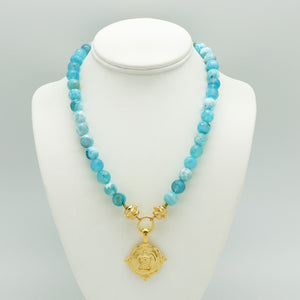 Sea Turtle Necklace - MaisonBeach