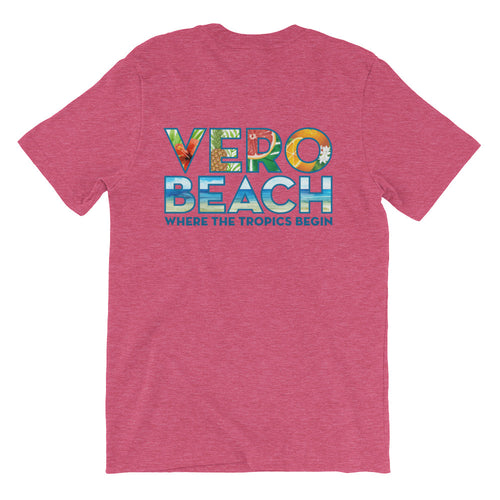 Celebrate 100 Years T-Shirt-Pinks - MaisonBeach