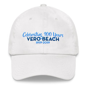 100 Years of Vero White Hat - MaisonBeach
