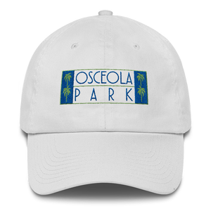 Historic Osceola Park Low Profile Hat - MaisonBeach