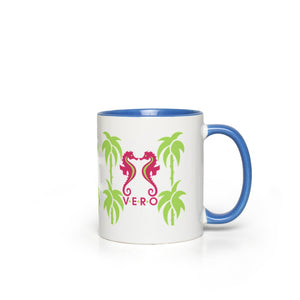 Cheerful 11 oz. Vero Coffee/Tea Mugs - MaisonBeach