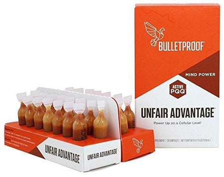 Bulletproof Unfair Advantage now back in stock at Superfoods Australia
