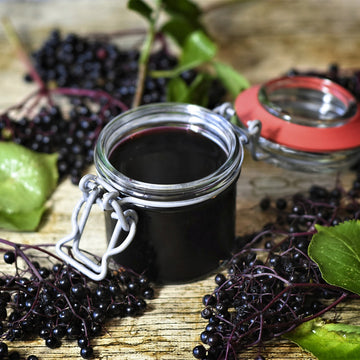 Benefits of Elderberry: Why it's really good for you