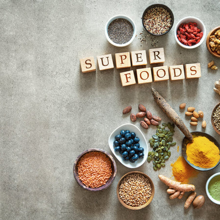 Why You Should Be Including Superfoods into Your Diet