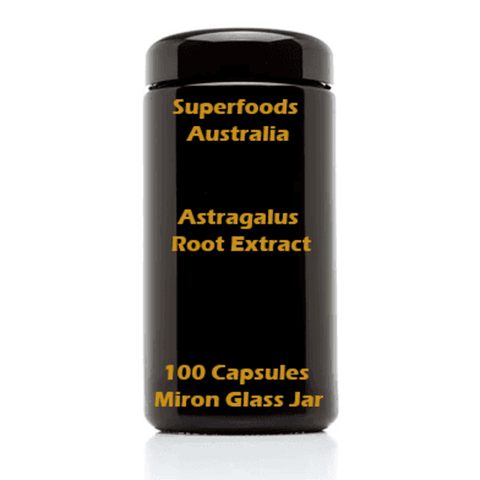 Image of Astragalus Root Extract 100 Capsules