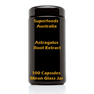 Astragalus Root Extract 100 Capsules