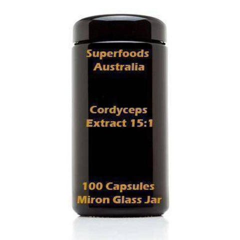 Image of Cordyseps 15:1 Extract 100 Capsules