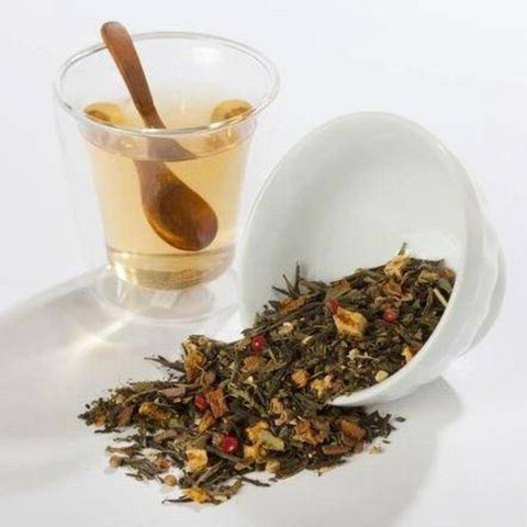 Curcumin Piperine Green Tea Chai