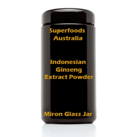 Indonesian Ginseng 200:1 Extract Powder