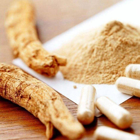 Image of Mountain Ginseng Extract 100 capsules