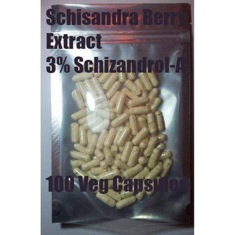 Image of Schisandra Berry Extract Capsules