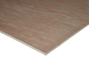 18mm 1220mm x 2440mm Hardwood Ply