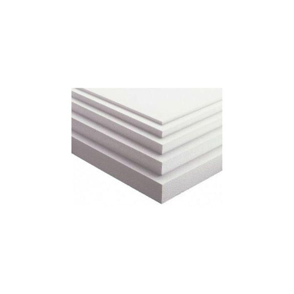 Expanded Polystyrene (EPS 100) 1200 x 2400 x 75mm (Pack of 8)