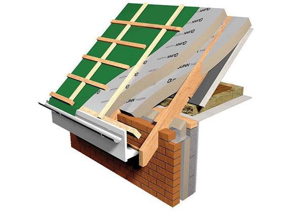 Quinn Therm PIR Insulation 1200 x 2400 (8' by 4')