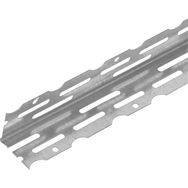 Drywall Galvanised Thincoat Angle Bead 2.4m (50 per box)