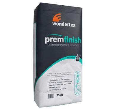 Wondertex Prem Finish Compound (25kg)