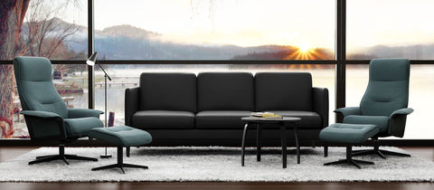 Chairs and Sofa by IMG Norway