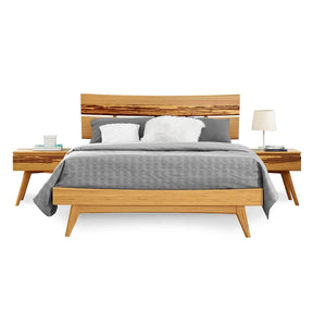 Azara Bedroom Furniture Set - Caramelized Finish - Affordable Modern Furniture at By Design