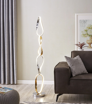 Chains LED Floor Lamp - Affordable Modern Furniture at By Design