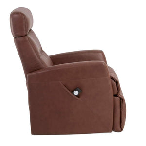 Divani Multifunctional Lift Chair in Cognac by IMG + bydesigntexas.com
