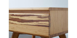 Azara Bedroom Furniture - Nightstand- Caramelized Finish - Affordable Modern Furniture at By Design