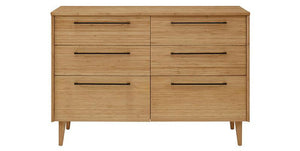 Sienna Bedroom Furniture Set by Greenington - Caramelized