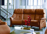 Himolla Chester Recliner Loveseat and Sofa with Integrated Footrest - Affordable Modern Furniture at By Design