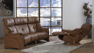 Chester Recliner Chair with Integrated Footrest by Himolla Germany - Affordable Modern Furniture at By Design
