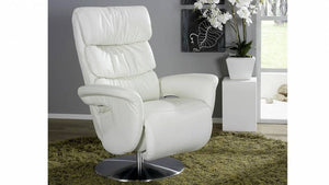 Crosby Recliner Chair with Integrated Footrest + bydesigntexas.com