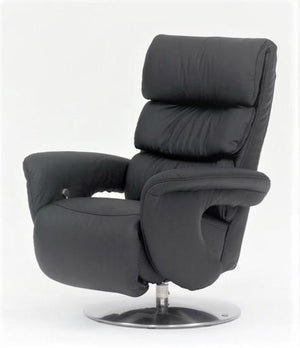 Crosby Recliner Chair with Integrated Footrest by Himolla Germany - Affordable Modern Furniture at By Design