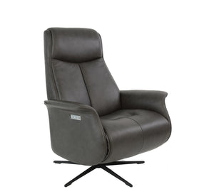 Jakob Power Recliner by Fjords Norway