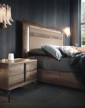 ALF Matera Bed Queen or King - Affordable Modern Furniture at By Design