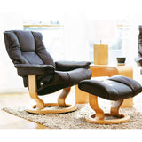 Stressless Mayfair Chair with Classic Base - Small - Affordable Modern Furniture at By Design