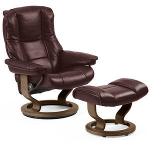 Stressless Mayfair Chair with Classic Base - Medium - Affordable Modern Furniture at By Design