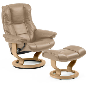 Stressless Mayfair Chair with Classic Base - Large - Affordable Modern Furniture at By Design