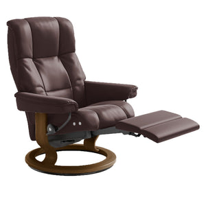 Stressless Mayfair Chair with LegComfort Base - Medium - Affordable Modern Furniture at By Design