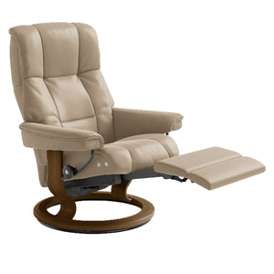 Stressless Mayfair Chair with LegComfort Base - Large - Affordable Modern Furniture at By Design