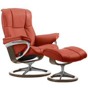 Stressless Mayfair Chair with Signature Base - Small - Affordable Modern Furniture at By Design