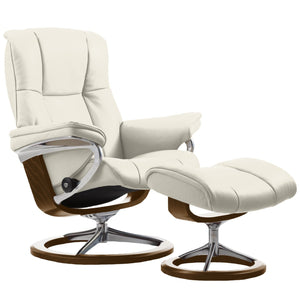 Stressless Mayfair Chair with Signature Base - Medium - Affordable Modern Furniture at By Design