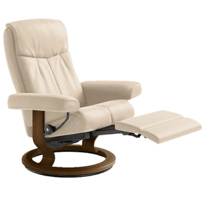 [Stressless Peace Chair with Motorized Footrest -] - ByDesignTexas.com