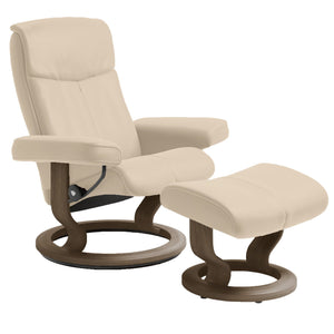 Stressless Peace Chair with Classic Base - Medium - Affordable Modern Furniture at By Design