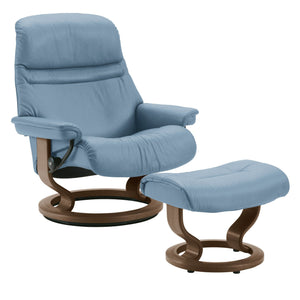 Stressless Sunrise Chair with Classic Base - Large - ByDesignTexas.com