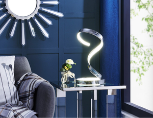 Izzi LED Table Lamp - Affordable Modern Furniture at By Design