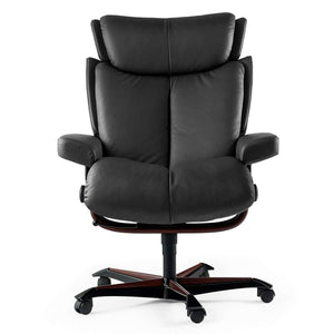 Stressless Magic Office Chair by Ekornes + bydesigntexas.com