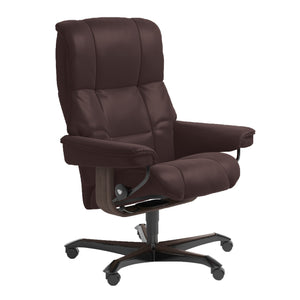 Stressless Mayfair Office Chair + bydesigntexas.com