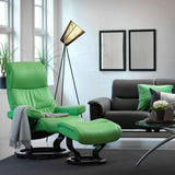 Stressless View Chair with Classic Base by Ekornes + bydesigntexas.com