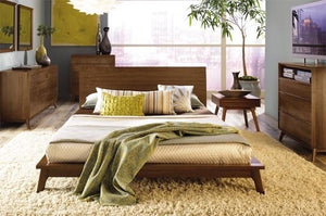 Catalina Bedroom Set By Copeland Furniture