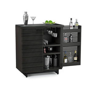 BDi Corridor™ 5620 Bar - White Oak - Affordable Modern Furniture at By Design